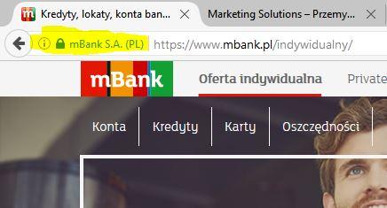 ssl mbank